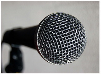 Develop Your Voice Microphone