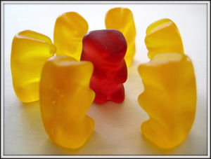 Politically Correct Gummy Bears